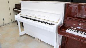 ヤマハYU11-WHホワイト外装塗色特注モデル