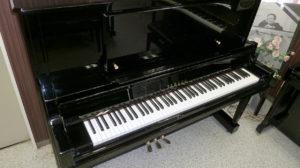 【売約済み】ヤマハリニューアルピアノUX50A