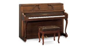 ヤマハインテリアピアノYF101W