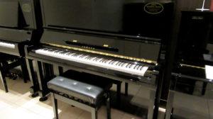 【売約済み】ヤマハリニューアルピアノU30BL