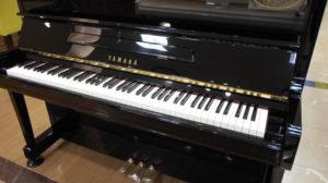 【売約済み】ヤマハリニューアルピアノU100SXサイレント付