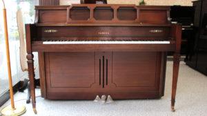 【売約済み】ヤマハリニューアルピアノW100MW