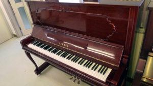 【売約済み】ヤマハリニューアルピアノU300MhC
