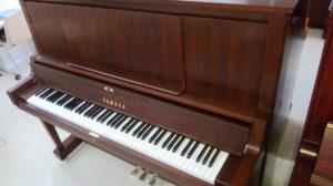 【売約済み】ヤマハリニューアルピアノW102BW