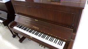 【売約済み】ヤマハリニューアルピアノWX106W