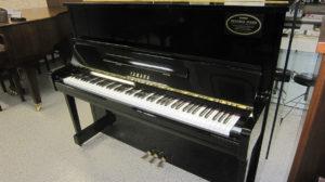 ヤマハリニューアルピアノU100