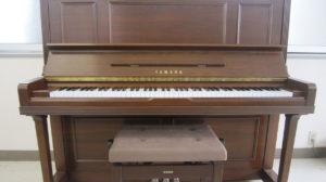 ヤマハリニューアルピアノU300Wn