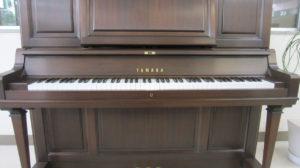 【売約済み】ヤマハリニューアルピアノW201B