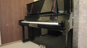 ヤマハリニューアルピアノYU5