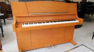 ヤマハリニューアルピアノMI201
