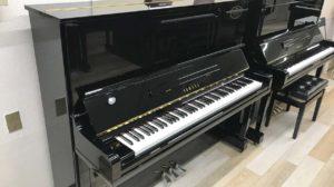 【売約済み】明石店取扱:ヤマハリニューアルピアノU30BL