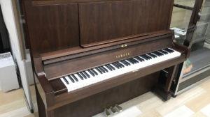 【売約済み】明石店取扱:ヤマハリニューアルピアノW102BW