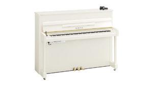 ヤマハサイレントピアノb113PWH-SC2