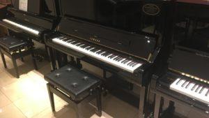 【売約済み】ヤマハリニューアルピアノYS30Z+Sサイレント付