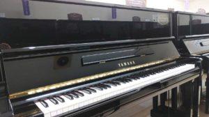 明石店取扱:ヤマハリニューアルピアノU100