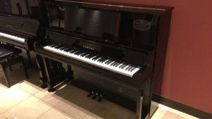 【売約済み】ヤマハリニューアルピアノUX100