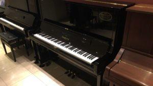 【売約済み】ヤマハリニューアルサイレントピアノYUS3SGサイレント付