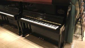 【売約済み】ヤマハリニューアルピアノYM5