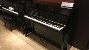 ヤマハリニューアルピアノb113SG2